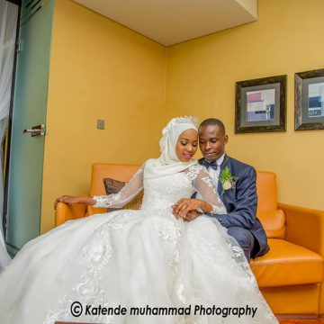 Ibrahim And Munnahs Beautiful Wedding In Pictures! By Katend Muhammad