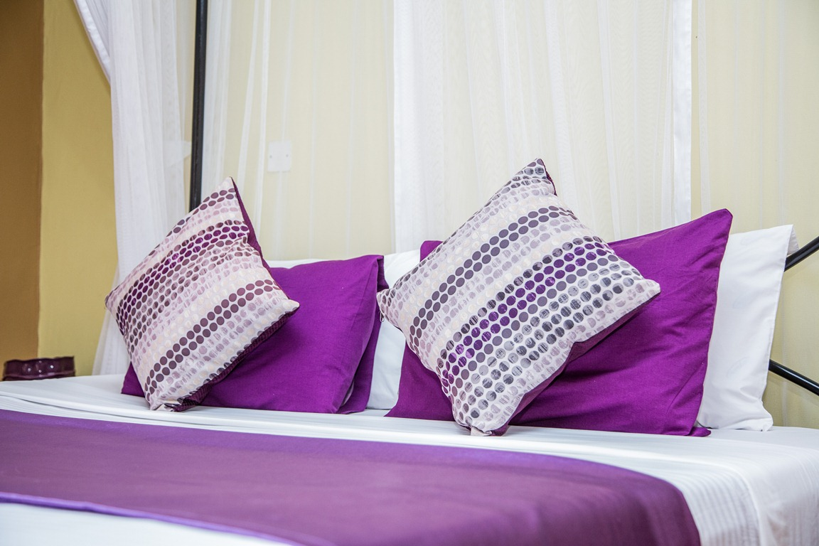 A Single Deluxe room at Adonai Guesthouse