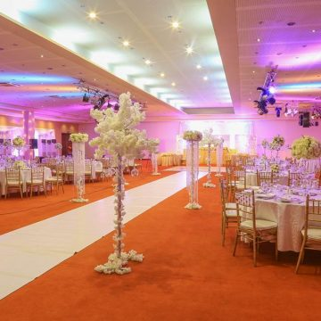 Victoria Ball Room at Munyonyo Commonwealth Resort