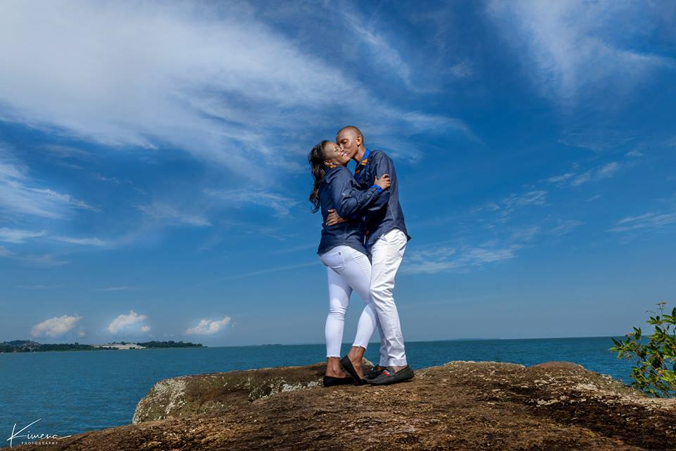 Jovan & Fiona's Pre-wedding Shoot
