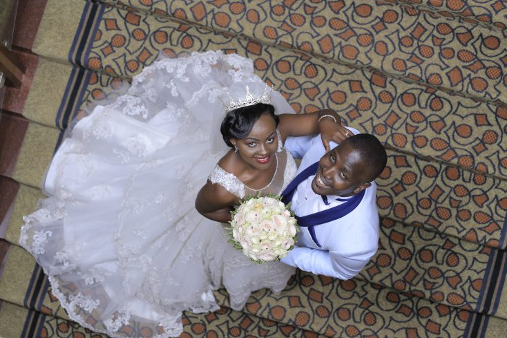Charles weds Patience