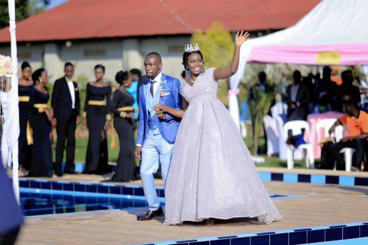 Anderson weds Joy - Photo by Play Motions