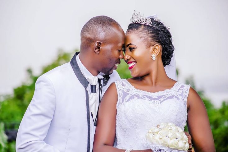 Enock weds Milly - Mikolo