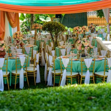 Shots From Doreen's Jaw Dropping Kuhingira Decor