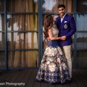 Rupa and Andrew's destination wedding via mikolo.com