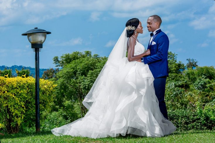 Blissful Moments From Jacob and Peninah's Wedding Photo Shoot