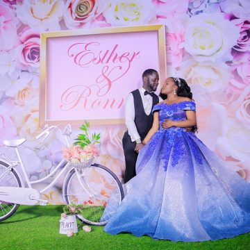 Jennifer's Musisi's daughter wedded