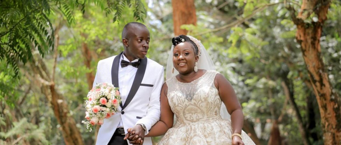 Joel and Jean tie the knot