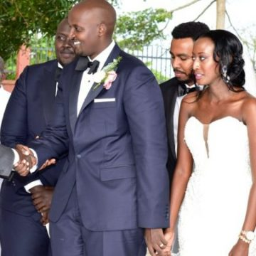 Power, Money and Glamour As Minister Sam Kutesa's Son Marries In Munyonyo
